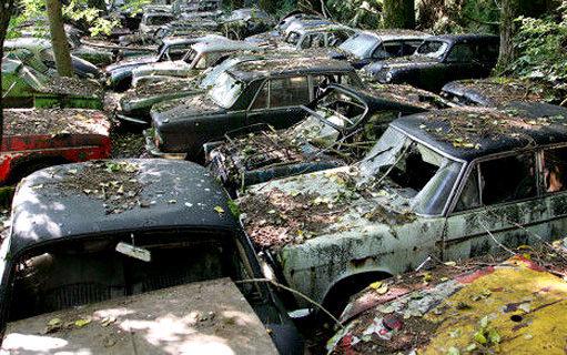 В России возобновили программу по утилизации автомобилей