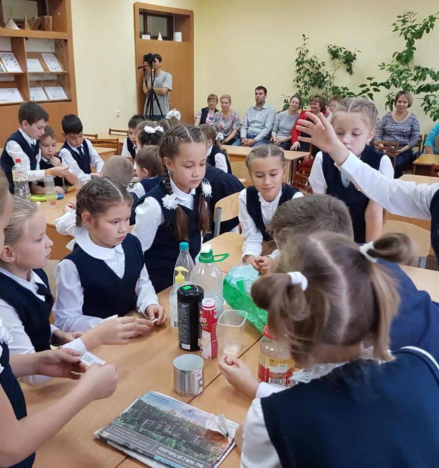 Педагоги Ижевска получат «экочемоданчики»