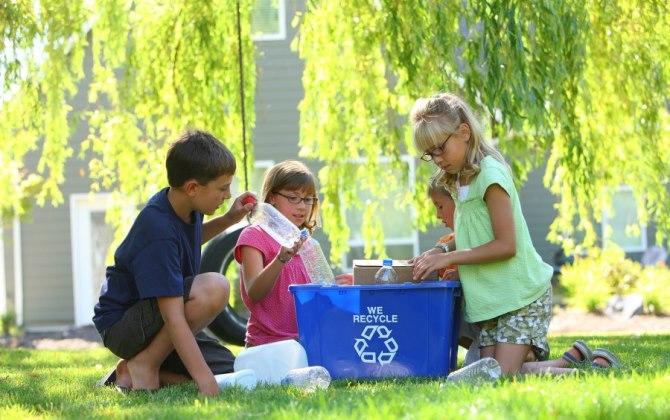 Во всемирный День вторичной переработки можно поиграть в игру про отходы