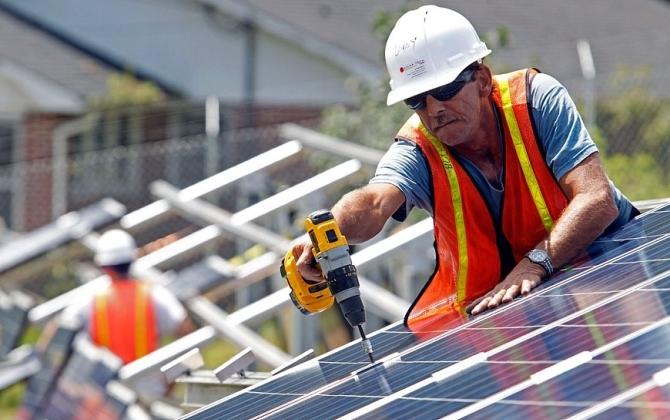 На домах Томска появятся солнечные батареи