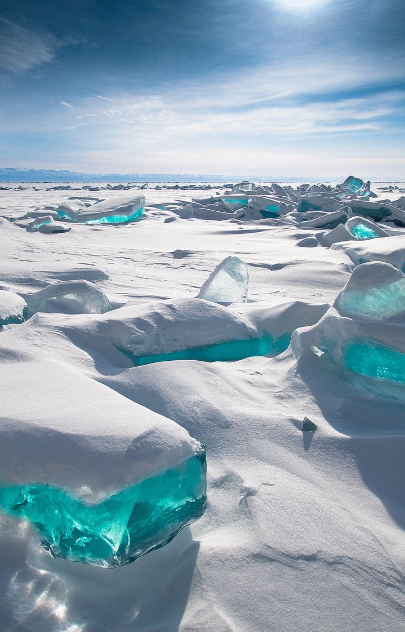 Байкалу угрожает новая экологическая катастрофа